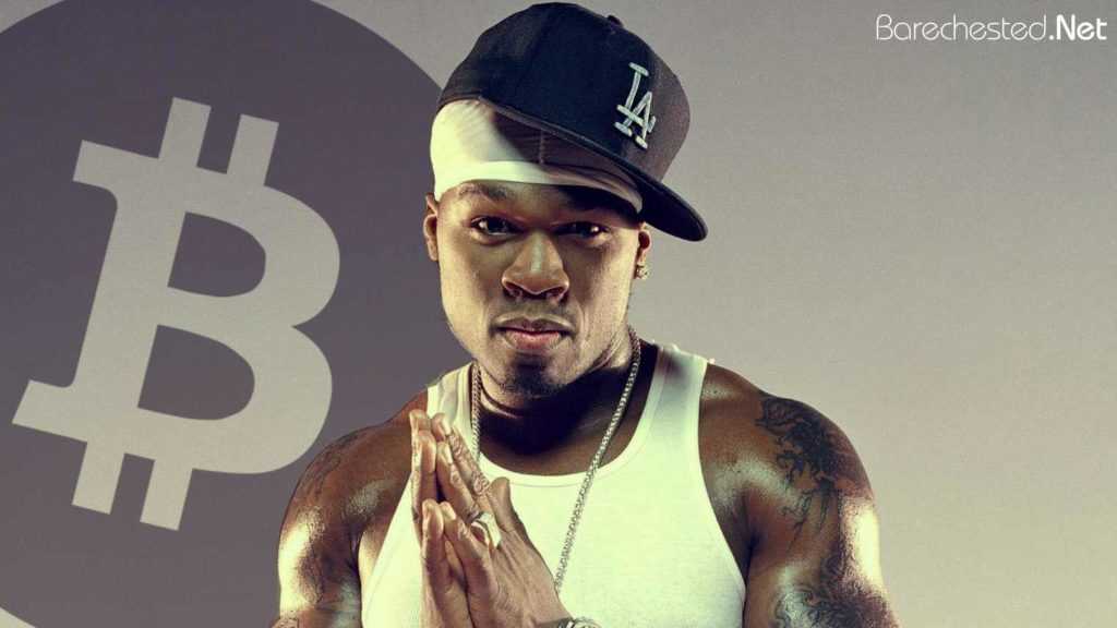 Barechested 50 Cent