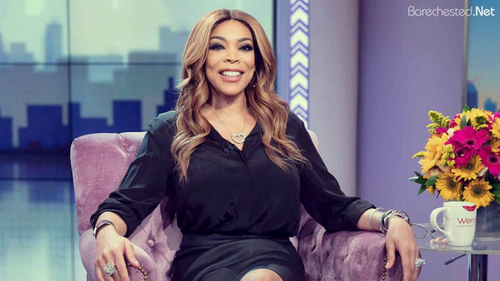 Barechested Wendy Williams