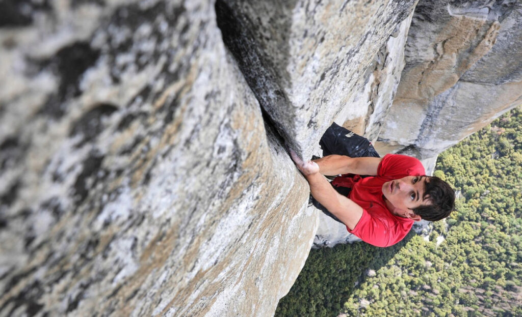 Barechested Most Dangerous Free Solo Ascent Ever